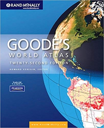 GOODE'S WORLD ATLAS (22E)