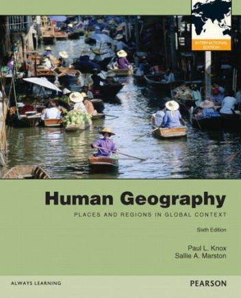 HUMAN GEOGRAPHY: PLACES & REGIONS GLOBAL CONTEXT (